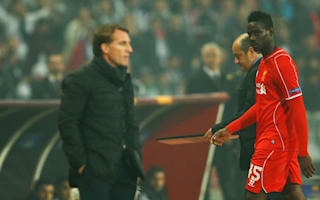 Best manager I ever had - Balotelli responds to Rodgers jibe