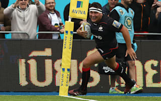Saracens leave it late, Bath climb to the top