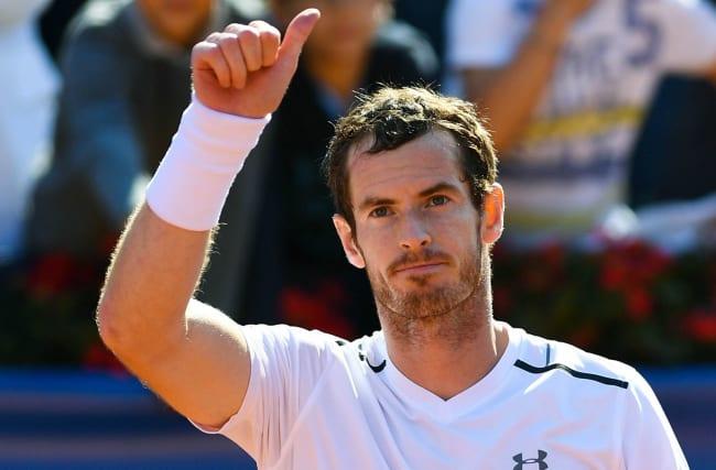Murray pleased to break new ground in Barcelona