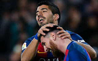 Suarez: Messi like something from the Playstation