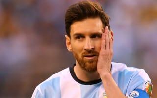 AFA confident Messi will face Bolivia amid ban threat
