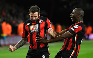 AFC Bournemouth 2 Southampton 0: Cook, Afobe settle south-coast derby