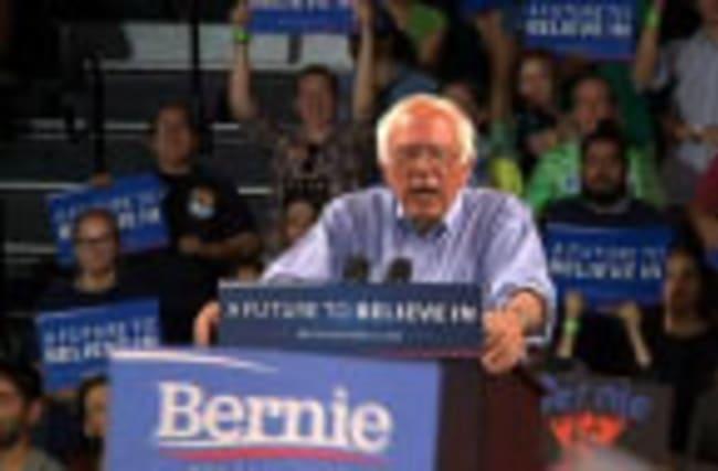 Sanders Calls Superdelegate System 'Absurd'