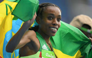 Rio 2016: Ayana smashes 10,000m WR, Rudisha eases to opening win
