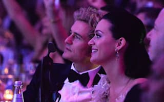 Katy Perry and Orlando Bloom spark engagement rumours with diamond ring