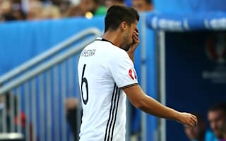 Germany midfielder Khedira ruled out of France semi-final