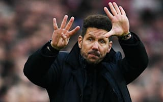 Simeone bemoans inconsistency but says Atletico are improving