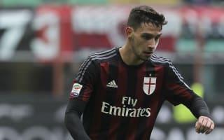 AC Milan reject Napoli offer for De Sciglio