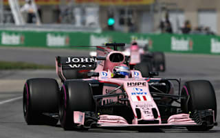 Ocon frustrated by unrepentant team-mate Perez