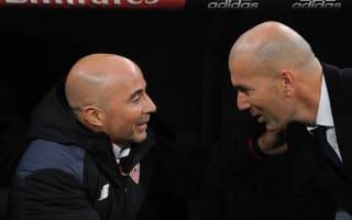 Sevilla boss Sampaoli has 'no interest' in Ramos row