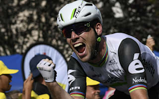 Cavendish thrilled to beat Kittel again