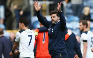 We can catch Chelsea - Pochettino rallies Tottenham for final push