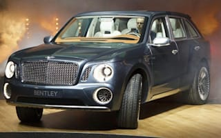Bentley SUV Concept to be shown at Goodwood