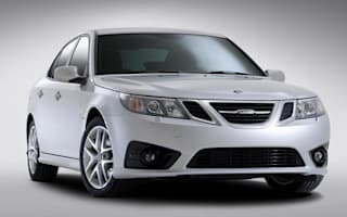 Saab 9-3 nearly new - £13,599