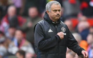 WATCH: Jose Mourinho points to the Man Utd badge after beating old club Chelsea