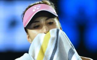 Bencic, Safarova crash out but Venus wins through