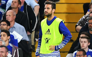Fabregas dismisses exit rumours, committed to Conte and Chelsea