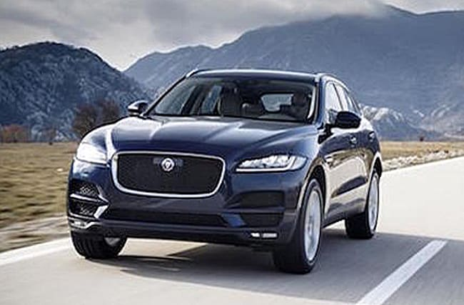 Ingenium petrol engines for new Jaguar models