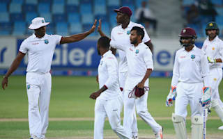 Yasir and Bishoo star on compelling day in Dubai