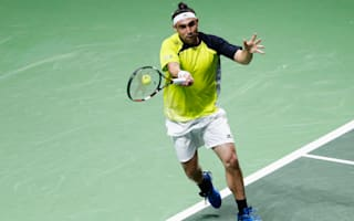 Baghdatis eliminates Goffin in dramatic fashion