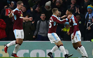 Burnley 1 Middlesbrough 0: Gray ends drought at fortress Turf Moor