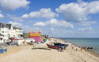 And the sunniest place in Britain is....