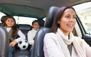 Children 12 times more distracting to drivers than mobile phones