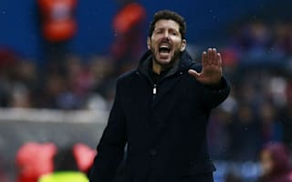 Simeone marvels at 'almost perfect' Espanyol defence