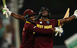 Samuels, Holder named in experienced West Indies tri-series squad
