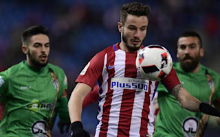 Saul: We hope 2017 is better for Atletico