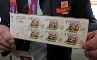 £8m of gold medallist stamps sold