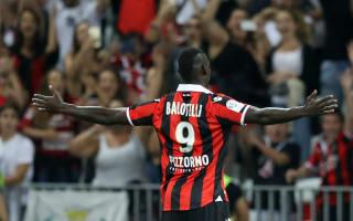 Lyon wanted Balotelli, says Nice chief
