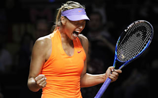 'I'd be prepared to play in the juniors' - Sharapova determined to compete at French Open