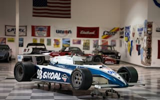 Museum car collection heads to auction in California