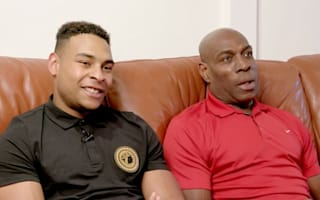 Frank Bruno teaches UK how to 'goggle box'