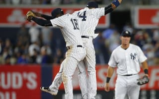 Yankees sweep Blue Jays, Red Sox clear