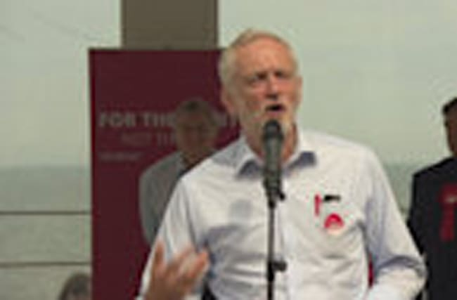 Corbyn promises free school meals and scrapping tuition fees