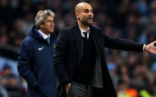 Guardiola can handle Bayern, City pressures - Hitzfeld