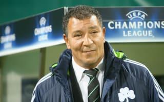 Van Hooijdonk backs 'tough guy' Ten Cate for Netherlands job