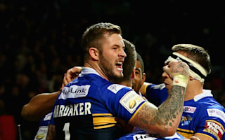 Hardaker closes door on Rhinos after Castleford switch