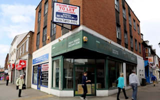 Empty shops reach new high of 11.9%