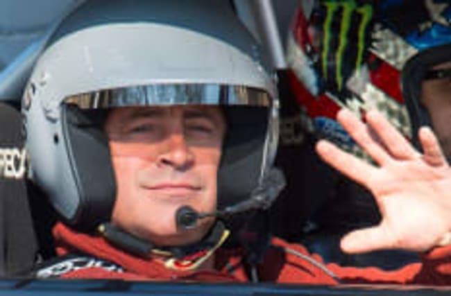 Matt LeBlanc suffers car fail as he films Top Gear on Isle of Man