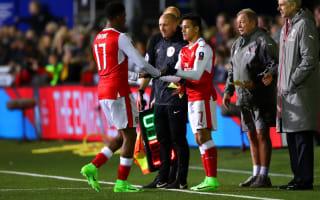 Wenger denies using Sanchez was risky