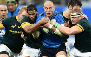 Lucky 13 for Italy as Springboks suffer another humiliation