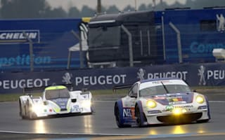 Audi on the rise at half-time at Le Mans