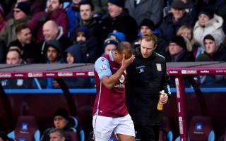 Villa suspend Agbonlahor over shisha pipe controversy
