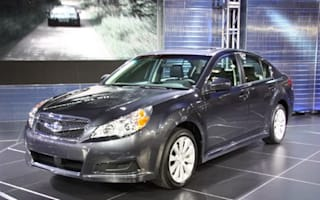 The new Legacy celebrates its premiere