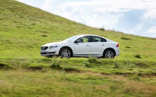 First drive: Volvo S60 Cross Country