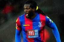 Crystal Palace v Watford: Pardew hopes Adebayor can turn season around