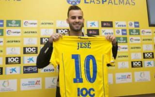 Jese targeting Europe with Las Palmas